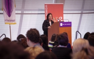 Joanne Wilson, Festival Co-Chair, Gotham Gal. Photo by Anne-Marie Lavigne.