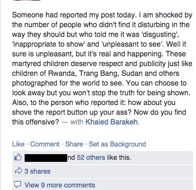 Barakeh censored