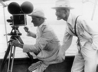 Burton Holmes and Herford T. Cowling, Japan, 1917 © BHHC;