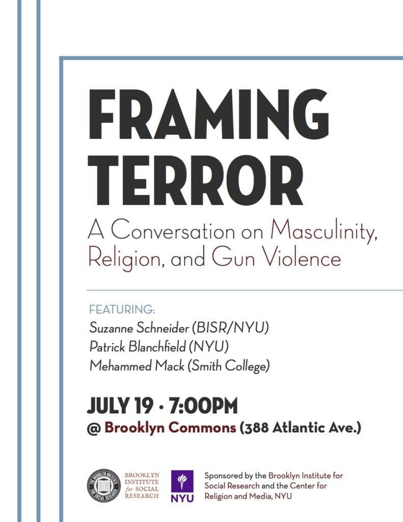 Framing Terror - Poster