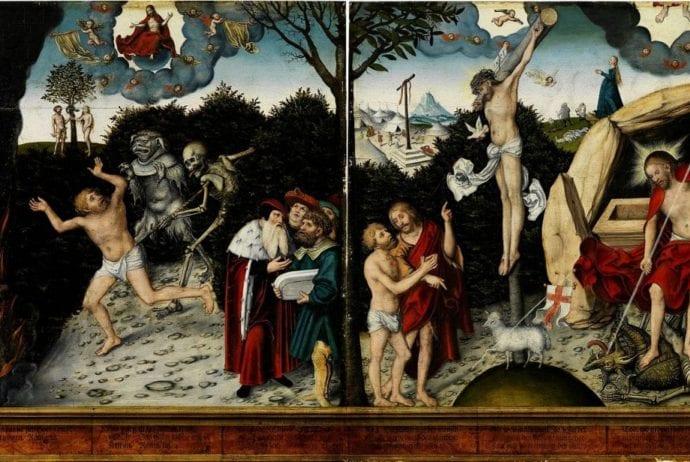 1280px-Lucas_Cranach_d.Ä._-_Allegorie_auf_Gesetz_und_Gnade_Germanisches_Nationalmuseum-1024x615
