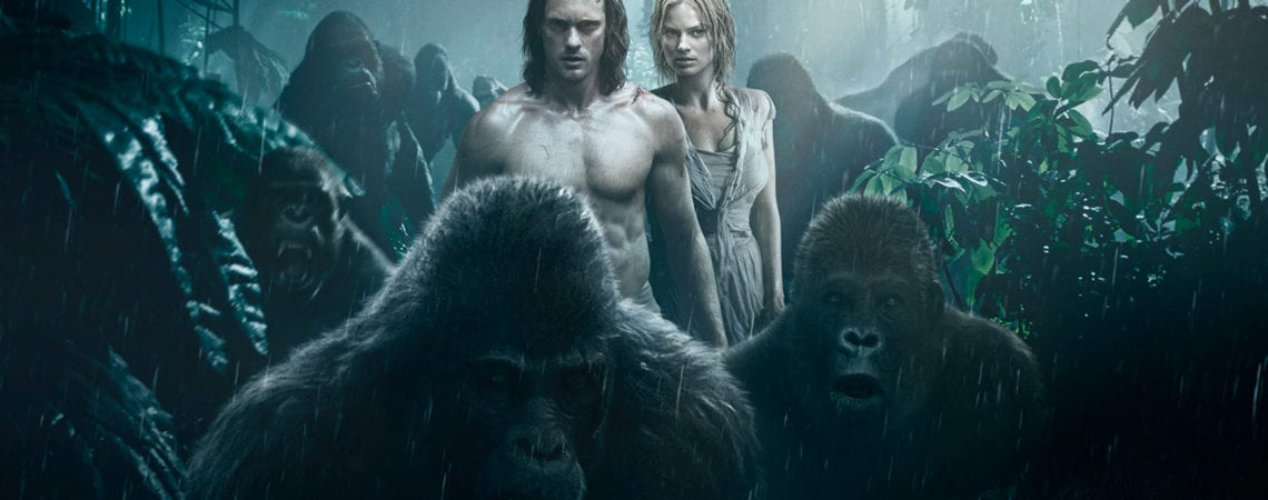 Of Rosaries and Revenge: Anticolonial Imaginations of The Legend of Tarzan